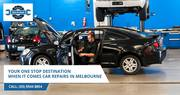 The Most Efficient Car Servicing in Melbourne