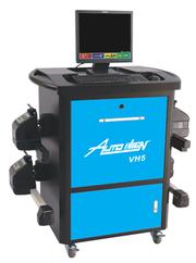 Auto@lign VH5 wheel aligner with 8 sensor,  CCD cameras