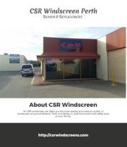 Windscreen Repair Perth