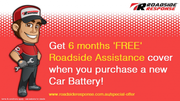 Low Cost Car Battery Prices in Melbourne - Visit Roadside Response!