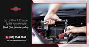 Multi-Brand Auto Repairs Shop in Huntingdale