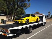 Avail our accident towing Perth service to move your disabled vehicle