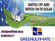 Solar Panels and Battery Sydney
