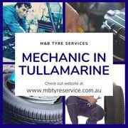 Top Mechanic in Tullamarine | M&B Tyre Services