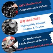 Car Restoration Sydney - Visit Your Complete Classic Car Restorer
