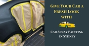 Give Your Car a Fresh Look with Car Spray Painting in Sydney