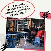 Established Smash Repairs Service Company in Ashfield