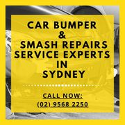 Car Bumper and Smash Repairs Service Experts in Sydney
