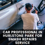 Car Professional in Hurlstone Park for Smash Repairs Service