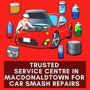 Trusted Service Centre in Macdonaldtown For Car Smash Repairs