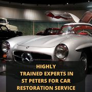 Highly Trained Experts in St Peters for Car Restoration Service