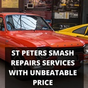 St Peters Smash Repairs Services with Unbeatable Price