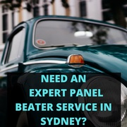 Need an Expert Panel Beater Service in Sydney?