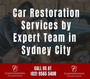 Car Restoration Services by Expert Team in Sydney City