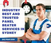 Industry Best and Trusted Panel Beater Services in Sydney