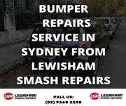 Bumper Repairs Service in Sydney from Lewisham Smash Repairs