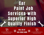 Car Paint Job Services with Superior High Quality Finish