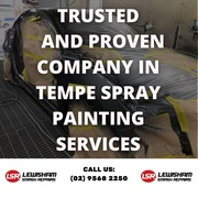 Trusted and Proven Company in Tempe Spray Painting Services