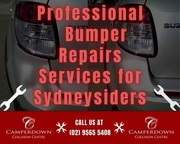 Professional Bumper Repairs Services for Sydneysiders