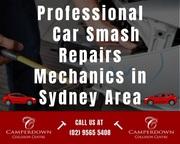 Professional Car Smash Repairs Mechanics in Sydney Area