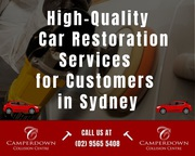 High-Quality Car Restoration Services for Customer in Sydney