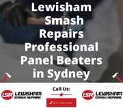 Lewisham Smash Repairs Professional Panel Beaters in Sydney