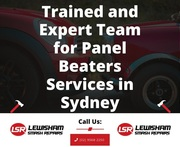 Trained and Expert Team for Panel Beaters Services in Sydney