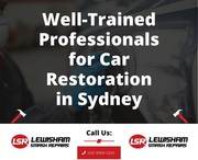 Well-Trained Professionals for Car Restoration in Sydney