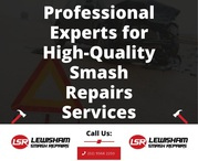 Professional Experts for High-Quality Smash Repairs Services