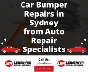 Car Bumper Repairs in Sydney from Auto Repair Specialists