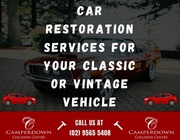 Car Restoration Services for Your Classic or Vintage Vehicle