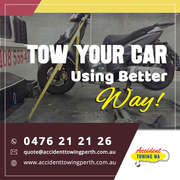 Accident Towing Perth - Fast Response Towing Services
